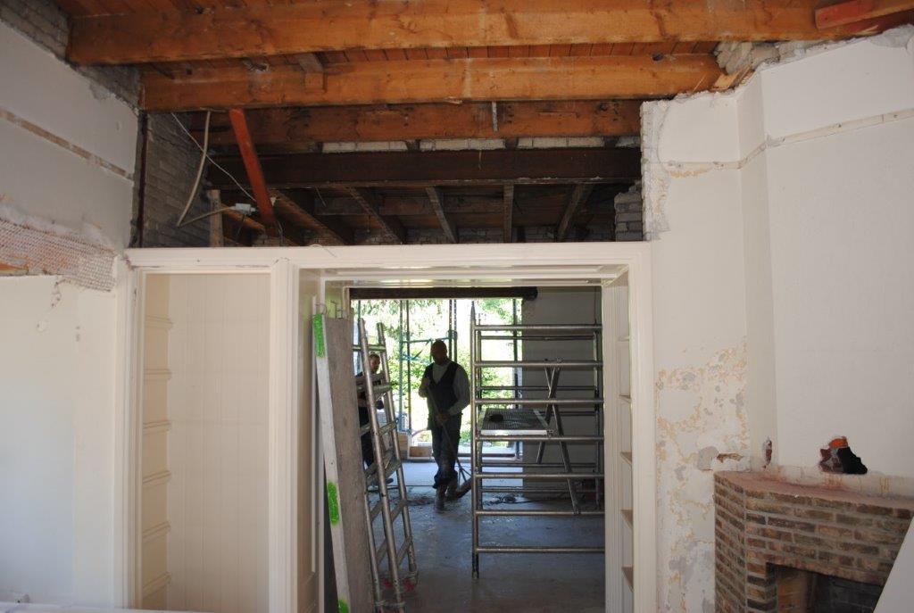 Woning renovatie Naarden